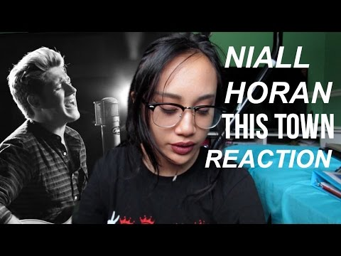 NIALL HORAN 'THIS TOWN' REACTION