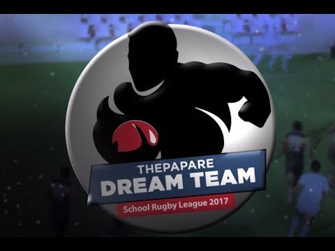 Thepapare Dream team of the Schools rugby league