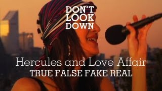 Hercules & The Love Affair - True False / Fake Real - Don