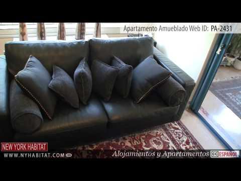 París, Francia - Video Tour De Un Apartamento Amueblado De 2 Dormitorios En La Calle L'amiral Cloue