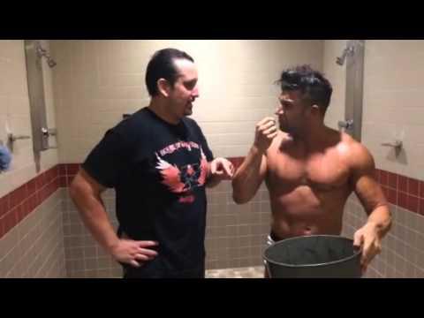 Tommy Dreamer/Robbie E Ice Bucket Challenge