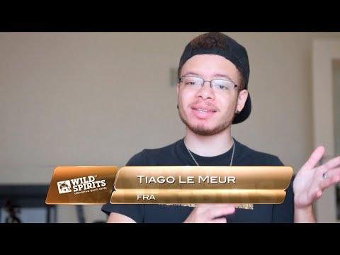 Tiago Inline Skater TV Interview