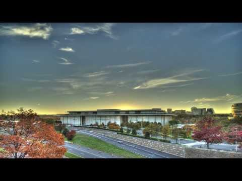 Kennedy Center - HDR Sunset - 11/14/2013 - HD 1080p