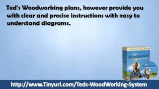 Fine Woodworking Tips, Tools And Projects By Teds Woodworking