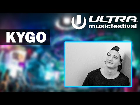 Kygo - Live at Ultra  Festival 2016  FULL Mainstage Set HD
