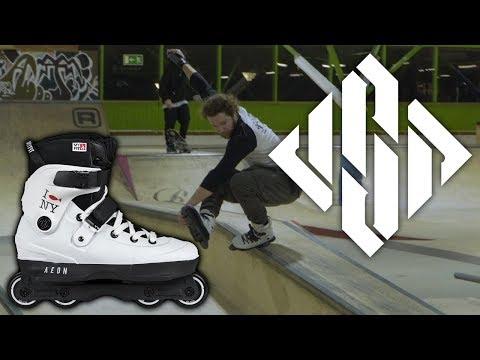 Eugen Enin x Billy O'Neill Aeon Allstar - USD Skates