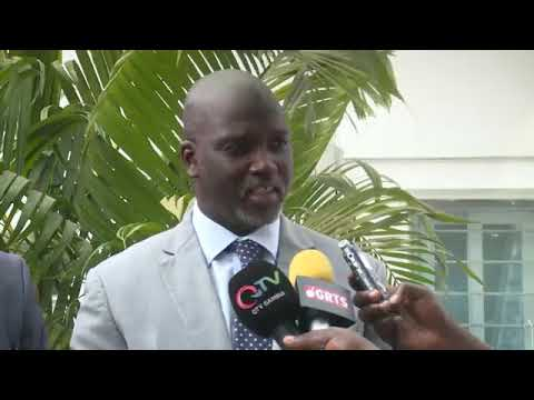 Minister of Justice Tambadou on the resolution of the Cabinet