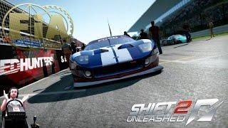 Эпичный и напряженный финальный чемпионат FIA-GT1 #1 на легендарном Ford GT NFS Shift 2
