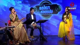 চুপি চুপি কিছু কথা বলতে এসে | Liza Live Performance | Asian TV Music