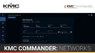 KMC Commander: Network Discovery