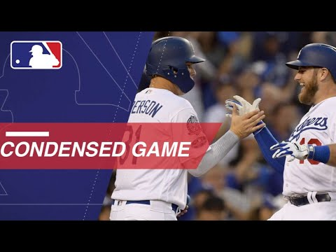 Condensed Game: ATL@LAD Gm1 - 10/4/18