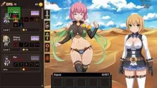 Sakura Clicker: Endless soft clicking porn game...