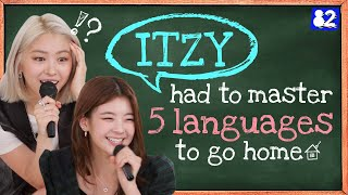 Download lagu ITZY accepted the global language challenge! I Tongue Twister