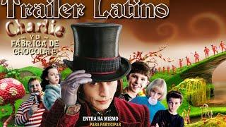 Trailer Doblado Latino De Charlie Y La Fabrica De Chocolate 2005 Youtube