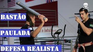 DEFESA PESSOAL CONTRA BASTÃO - COMO DEFENDER UMA PAULADA - KRAV MAGA thumbnail