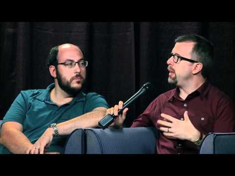 Ben Collins-Sussman & Brian Fitzpatrick interviewed at OSCON 2011
