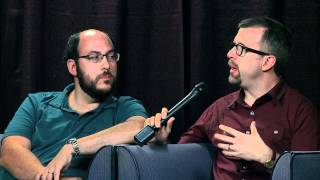 Ben Collins-Sussman & Brian Fitzpatrick interviewed at OSCON 2011