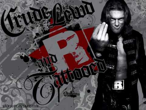 On the Edge (Edge) [New Version] by WWE & Jim Johnston on ...