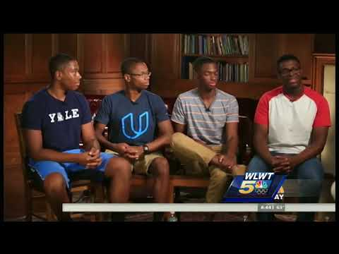 Liberty Township quadruplets start classes at Yale