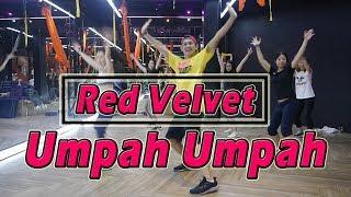 [KPOP] Red Velvet - Umpah Umpah | Dance Fitness By Golfy | คลาสเต้นออกกำลังกาย