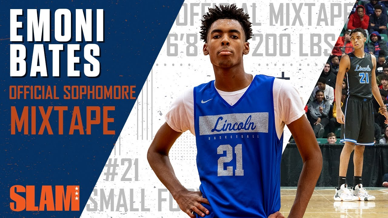 Download Emoni Bates is the BEST prospect since LeBron! Gatorade Player of the Year 🏆