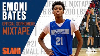 Emoni Bates Is The Best Prospect Since Lebron! Gatorade Player Of The Year 🏆