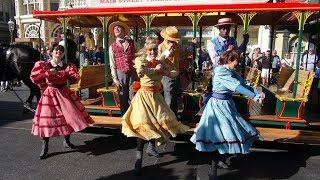 MK  Main Street Trolley Show メインストリート・トロリー・ショー