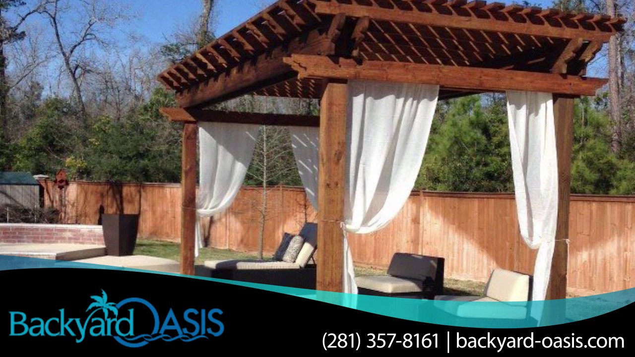 backyard oasis inc pools spas outdoor living areas