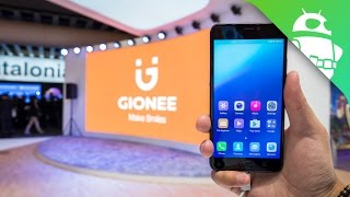 Gionee A1 and A1 Plus Hands On at MWC 2017