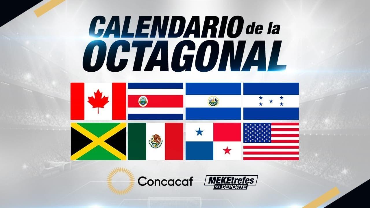 Download Así será el calendario del Octagonal final de Concacaf   Rumbo a Qatar