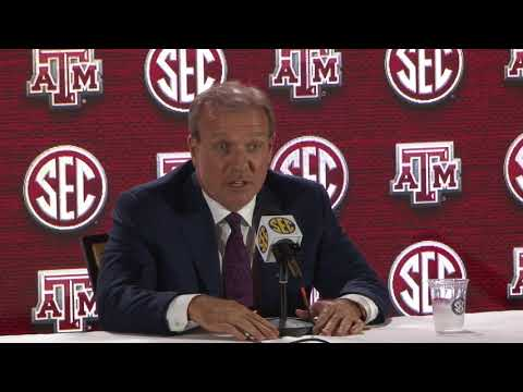 Jimbo Fisher on why he chose Texas A&M despite 'great love' for LSU