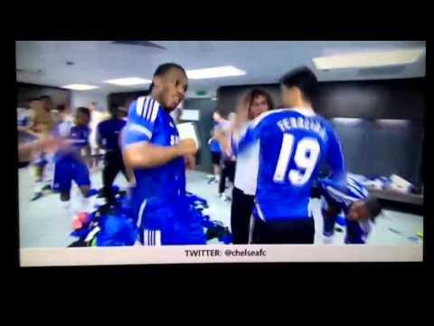 Drogba Dans Ediyor - Chelsea'de Raul Meireles ile 2012 FA Cup Finali