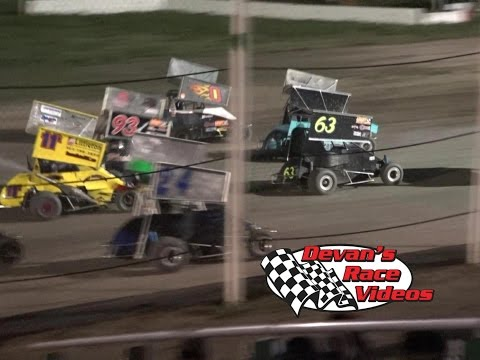 August 15, 2015 | CO 270 Outlaws | I-76 Speedway