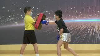 Publication Date: 2021-07-13 | Video Title: 3AN葉卓航 梁耀信 - 泰拳 [才藝舞台2021] - 馬