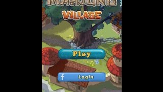 Mahjong Village (Android Game)