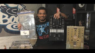 Pioneer DJM-S11 Decksaver Cover Unboxing/Review
