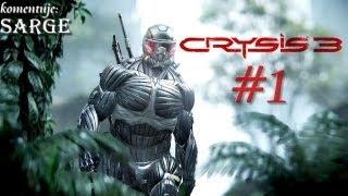Zagrajmy w Crysis 3 odc. 1 - Prorok jedyną nadzieją ludzkości