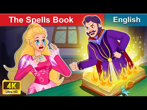 The Spells Book 📖 Bedtime stories 🌛 Fairy Tales For Teenagers | WOA Fairy Tales