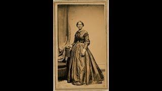 Из рабыни-в портнихи,как - невольница стала подругой первой леди США