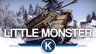 War Thunder | Panzer II H | Little Monster, Big Gun