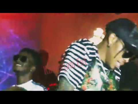 Tekno Live Concert at Canal Olympia Douala, Cameroon