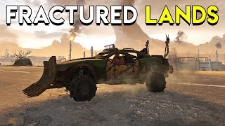 A Mad Max Battle Royale? - Fractured Lands Gameplay