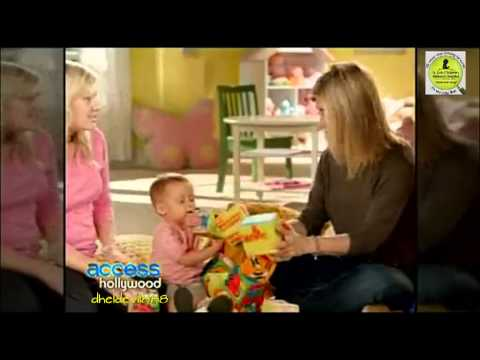 The Final 45: Jennifer Aniston on St. Jude Thanks & Giving 2011 Campaign (Behind The Scenes)
