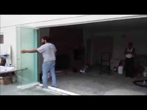 Folding Glass Doors in Pilot Point