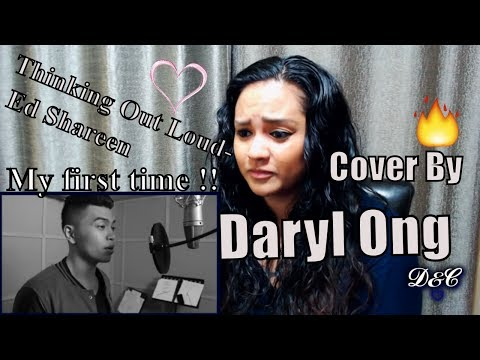 Thinking Out Loud/ - Ed Sheeran/ Cover by /Daryl Ong Reaction