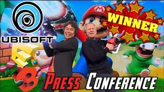 AngryJoe - Ubisoft Press Conference E3 2017 Review