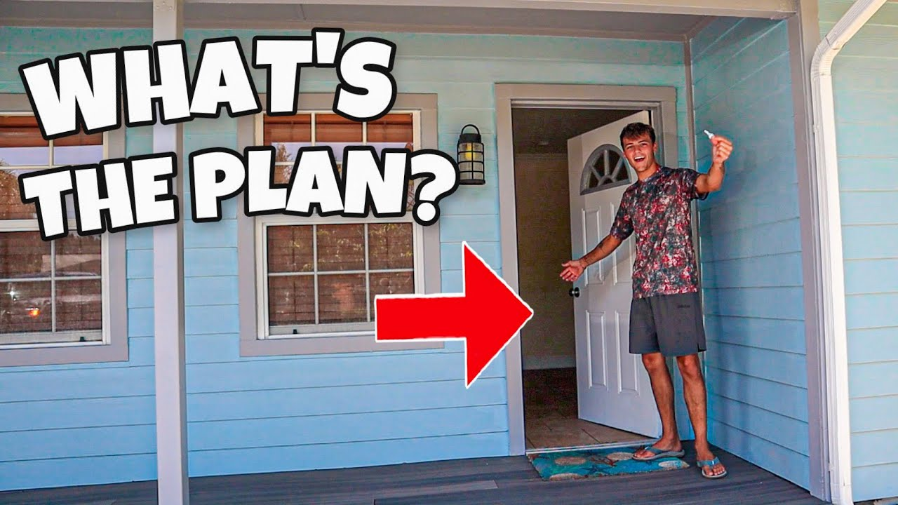 First LOOK INSIDE My NEW HOUSE!!