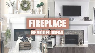 65+ Best Fireplace Remodel Ideas 2020