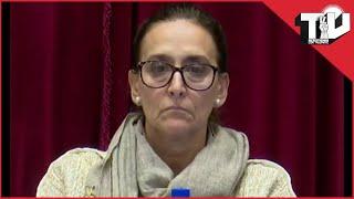 🔴La Cara que puso MICHETTI con lo que dijo CRISTINA KIRCHNER en el senado