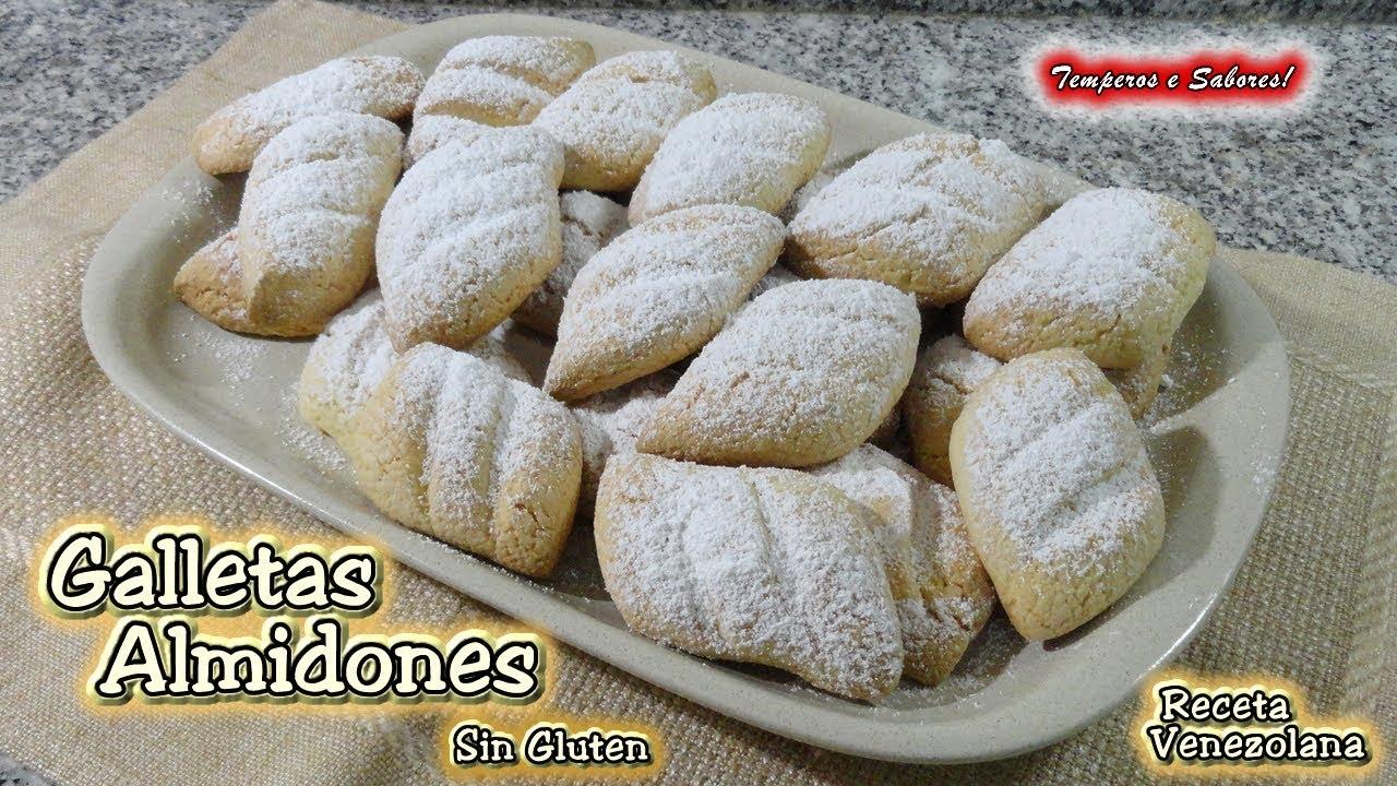 Recetas dulces con fecula de mandioca